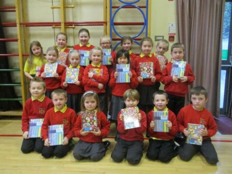 P1-P4 enjoyed the story about the